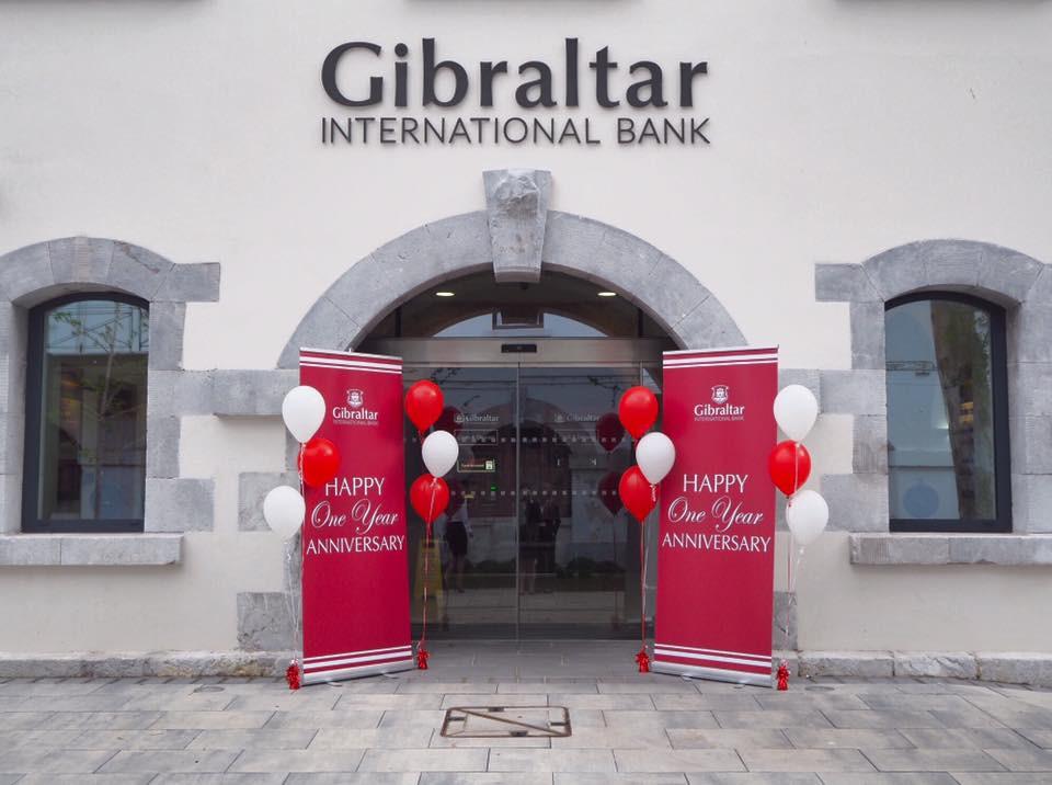 Banking on Gibraltar Image