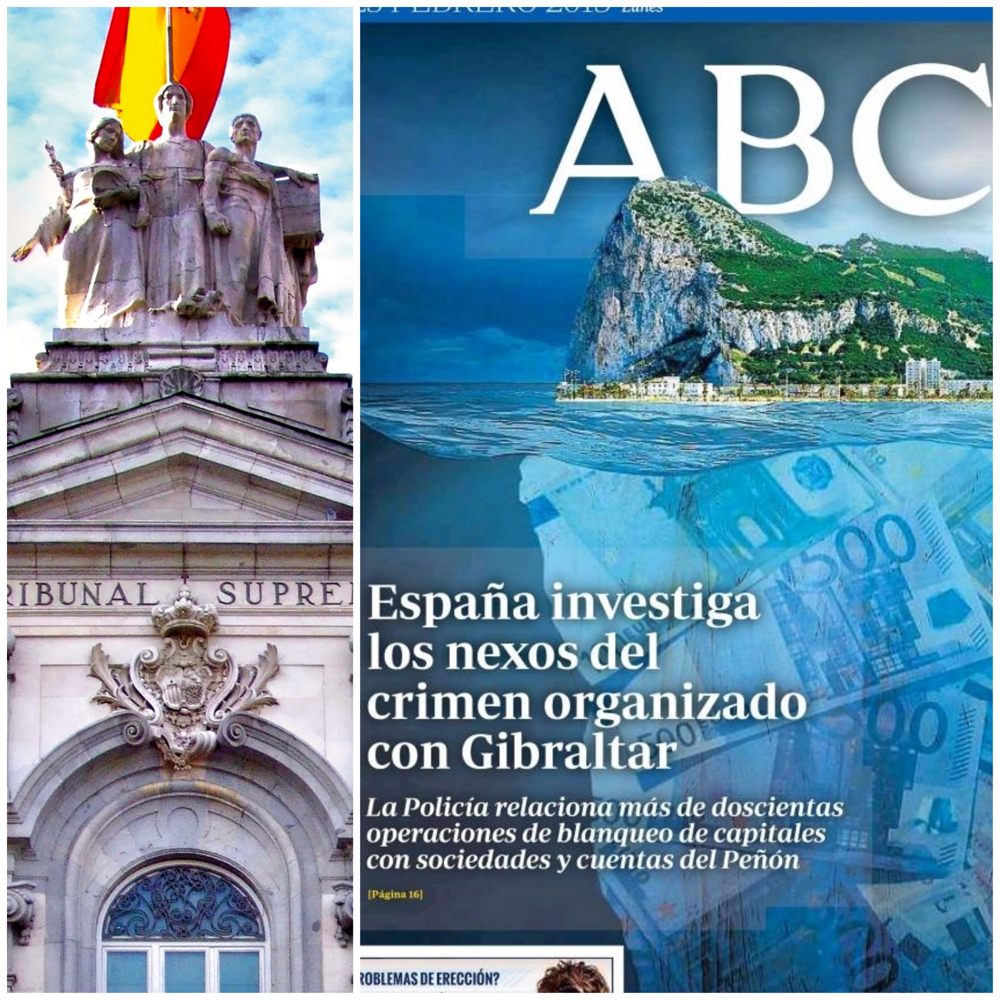 Landmark Decision for Gibraltar at Spain's Highest Court Image