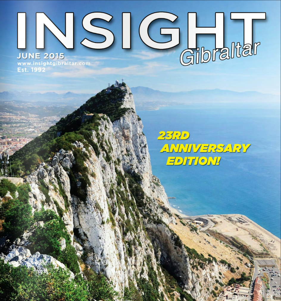 Insight Magazine: Charles Gomez Interview 'On The Spot' Page 35 Image