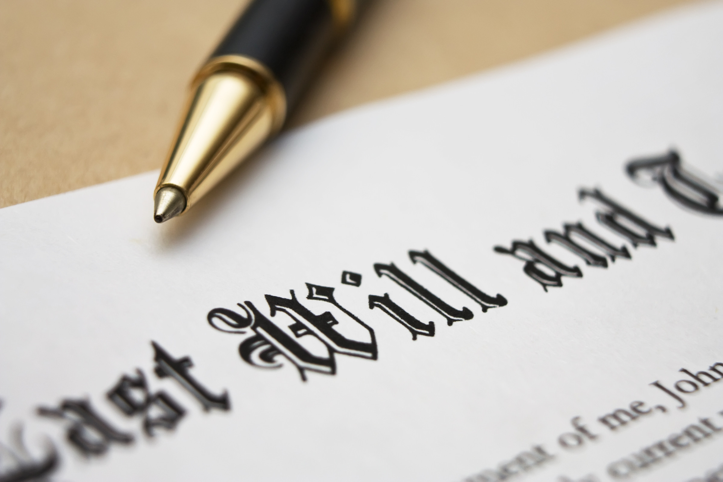 Why Should I Make a Will? Image